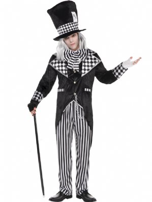 Totally Mad Hatter XXL Costume (13748)
